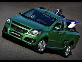 Ver foto 4 de Chevrolet Montana Sport 2010