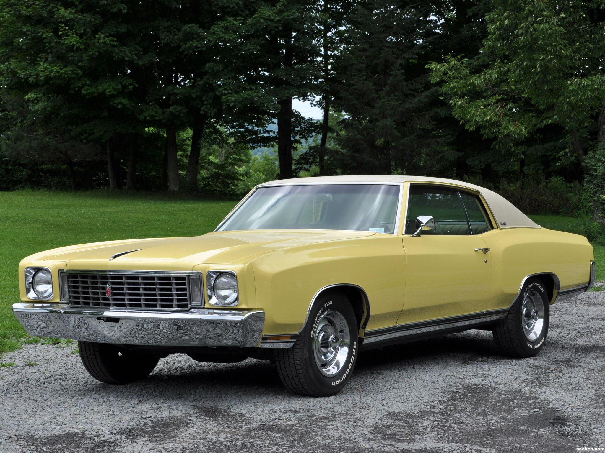 Foto 0 de Chevrolet Monte Carlo 1972