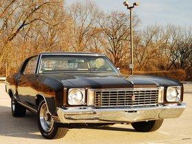 Ver foto 4 de Chevrolet Monte Carlo 1972