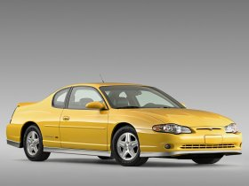 Ver foto 4 de Chevrolet Monte Carlo Supercharged SS 2005