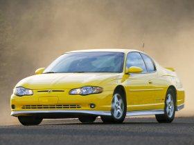 Ver foto 2 de Chevrolet Monte Carlo Supercharged SS 2005