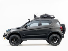 Ver foto 14 de Chevrolet Niva Concept 2014