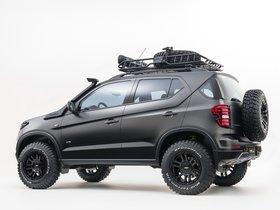 Ver foto 12 de Chevrolet Niva Concept 2014