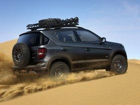Ver foto 8 de Chevrolet Niva Concept 2014