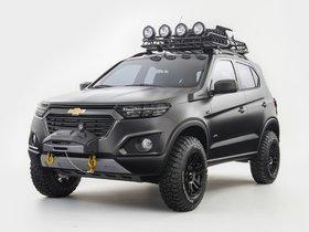 Ver foto 5 de Chevrolet Niva Concept 2014