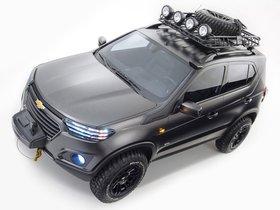 Ver foto 4 de Chevrolet Niva Concept 2014