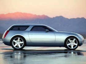 Ver foto 7 de Chevrolet Nomad Concept 2004