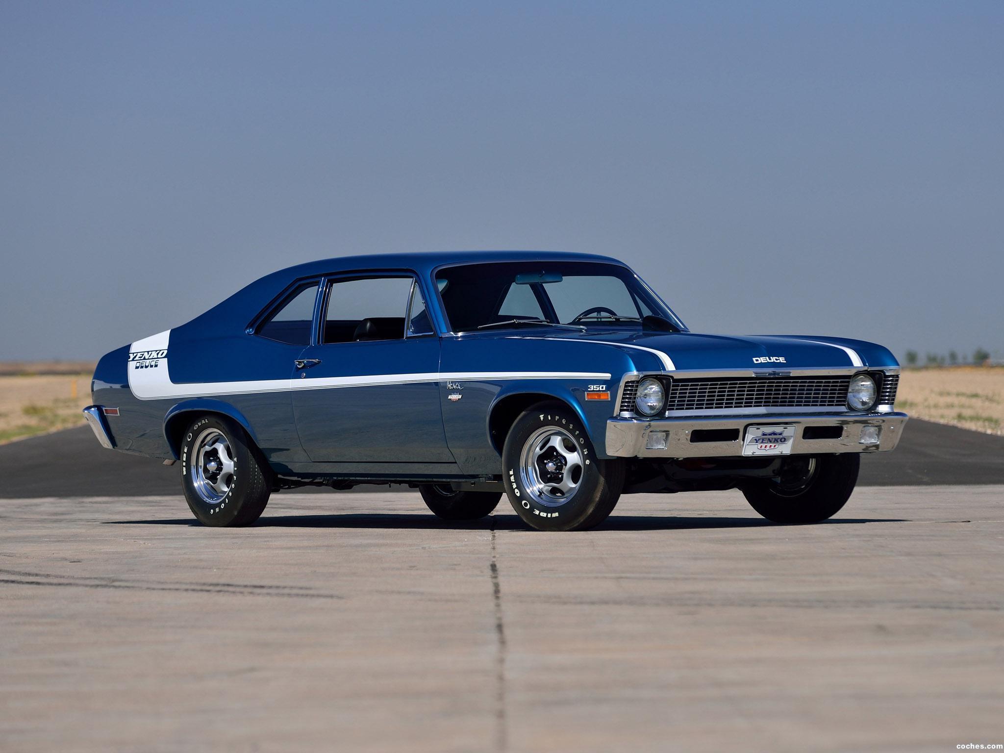 Foto 7 de Chevrolet Nova 350 Yenko Deuce  1970