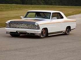 Ver foto 14 de Chevrolet Nova Innovator Roadster Shop 1967