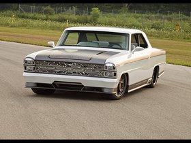 Ver foto 12 de Chevrolet Nova Innovator Roadster Shop 1967