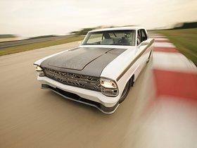 Ver foto 9 de Chevrolet Nova Innovator Roadster Shop 1967
