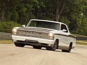 Ver foto 6 de Chevrolet Nova Innovator Roadster Shop 1967