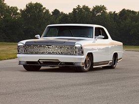 Ver foto 1 de Chevrolet Nova Innovator Roadster Shop 1967