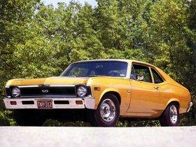 Ver foto 3 de Chevrolet Nova SS 396 1970