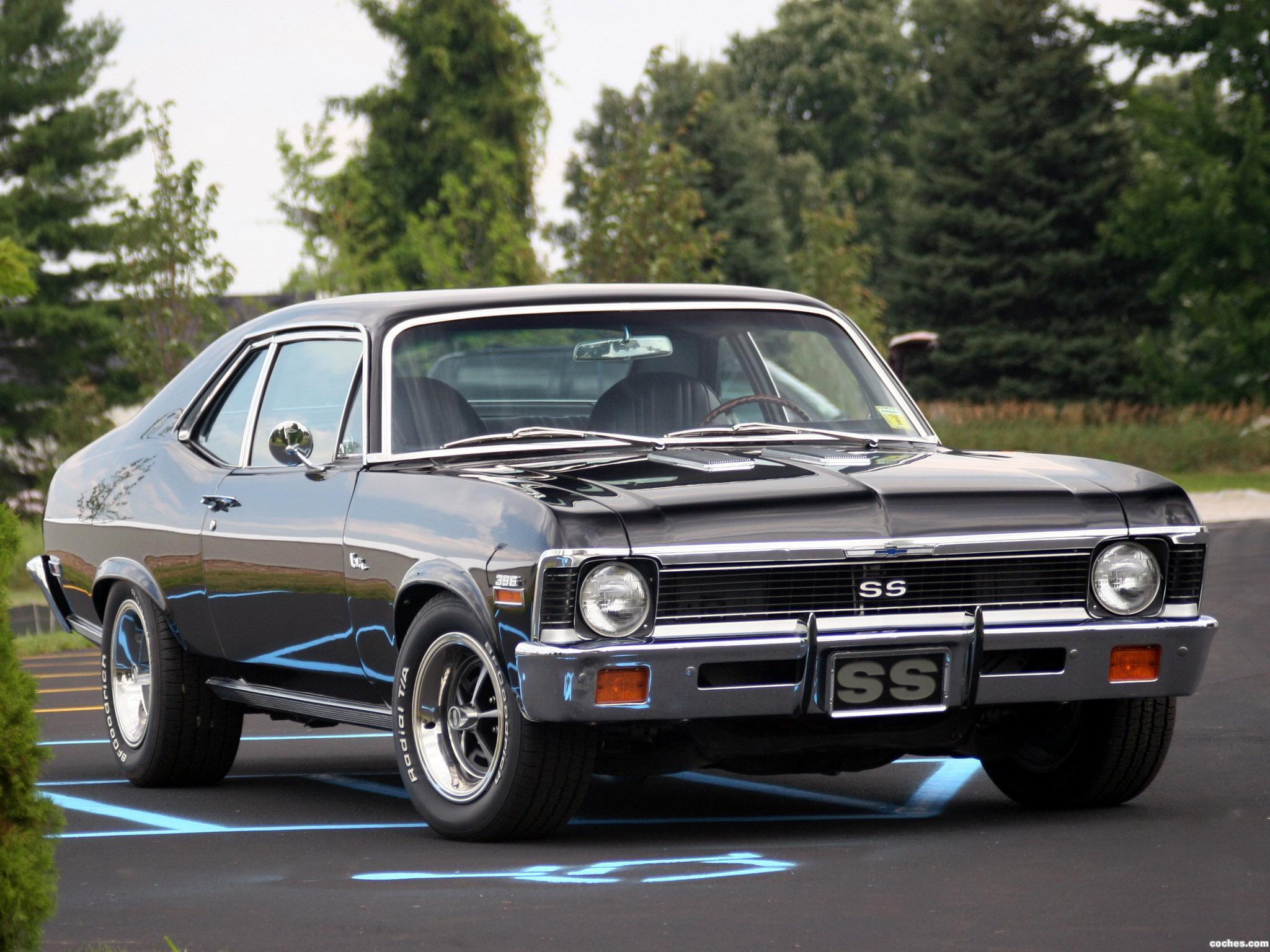 Foto 0 de Chevrolet Nova SS 396 1972