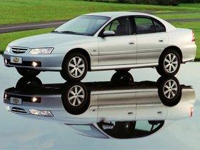 Ver foto 6 de  Chevrolet Omega 2005