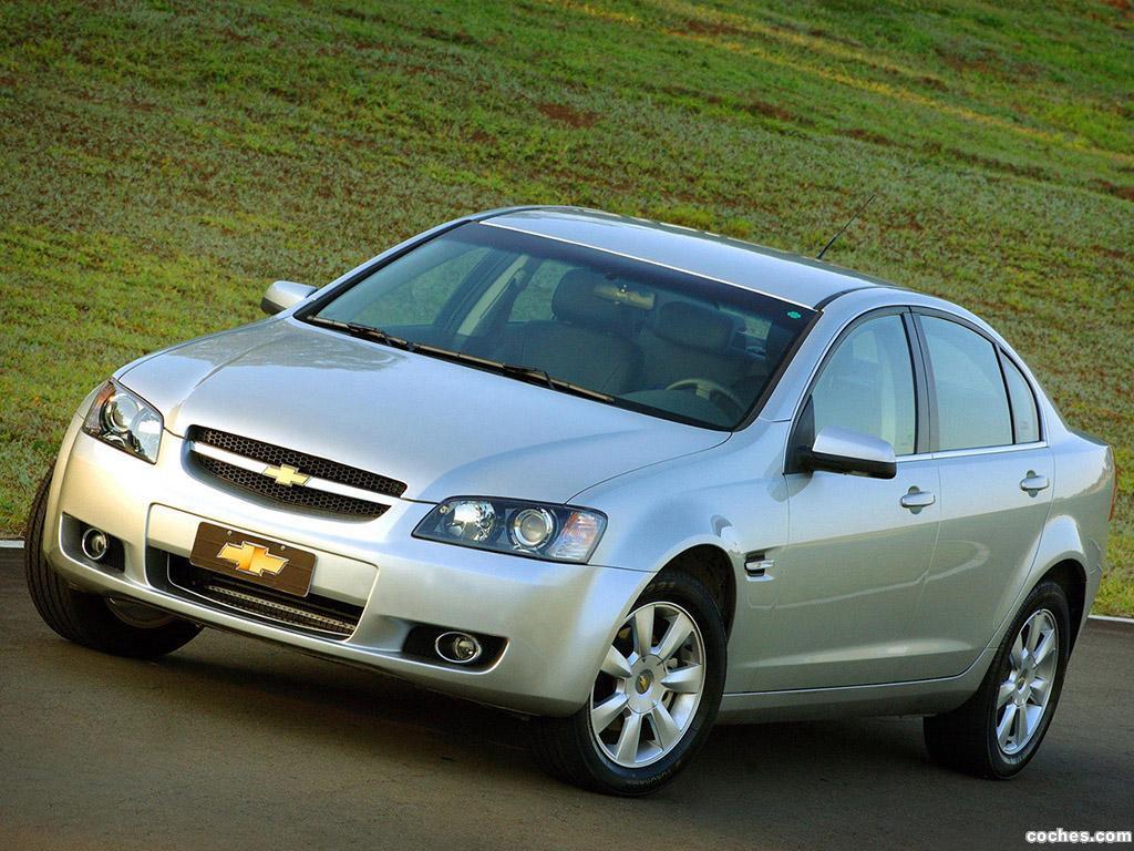 Foto 0 de Chevrolet Omega 2008
