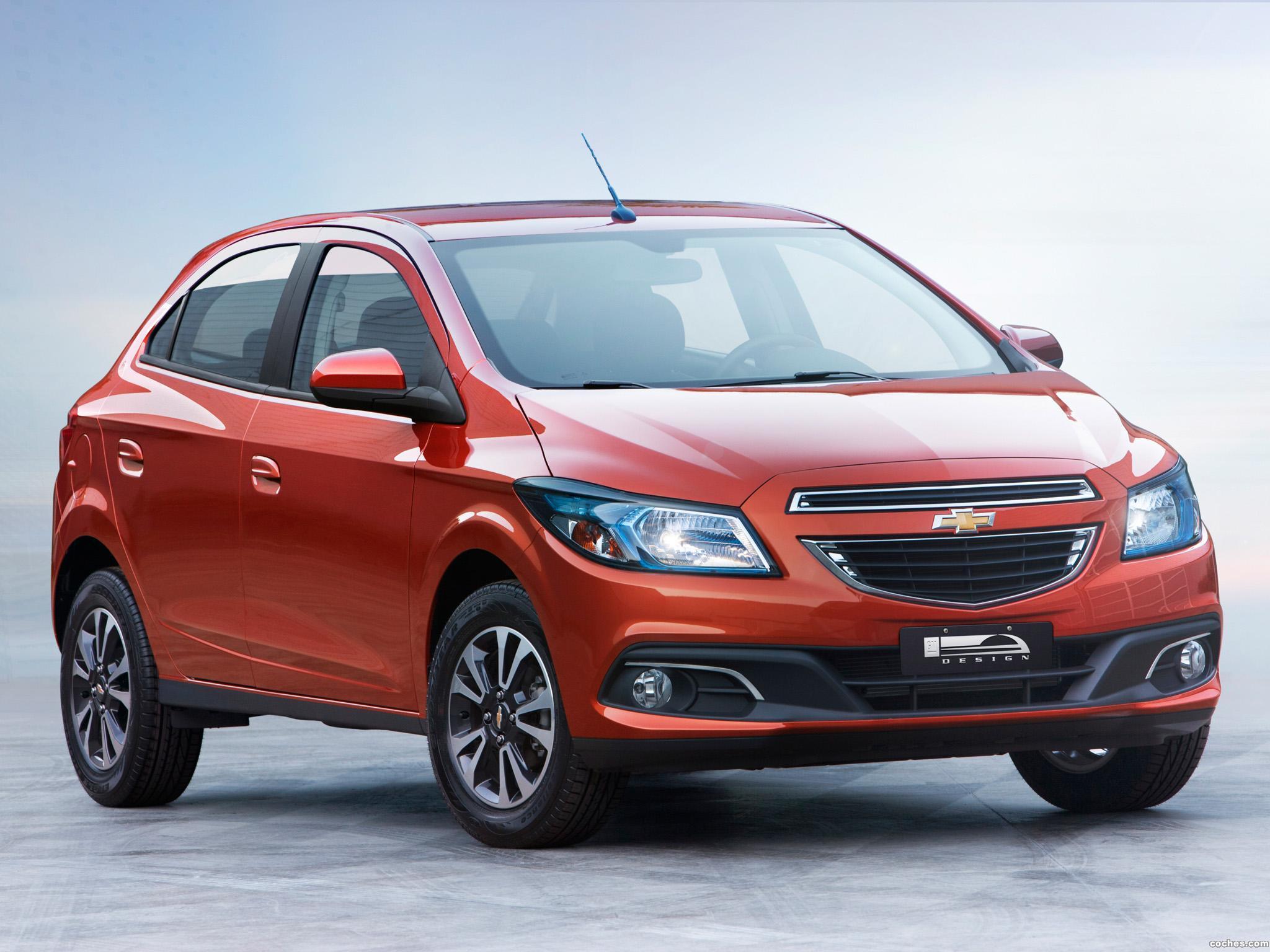 Foto 0 de Chevrolet Onix 2012