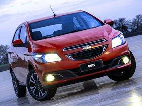 Ver foto 6 de Chevrolet Onix 2012