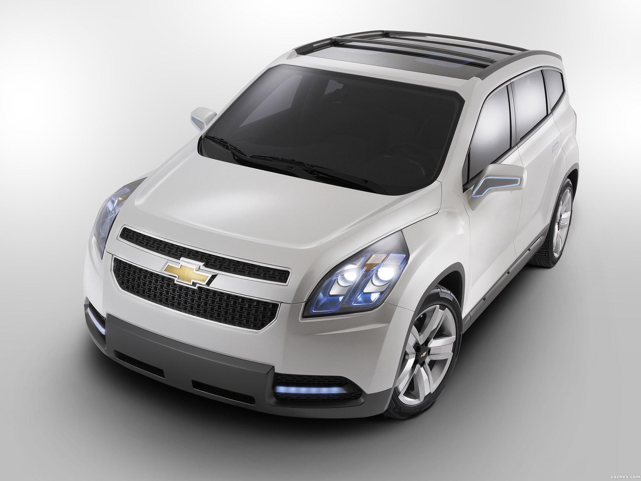 Foto 0 de Chevrolet Orlando Concept 2008
