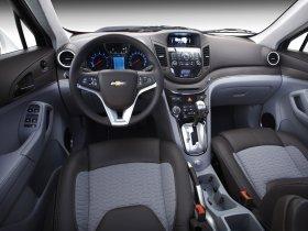 Ver foto 10 de Chevrolet Orlando Concept 2008