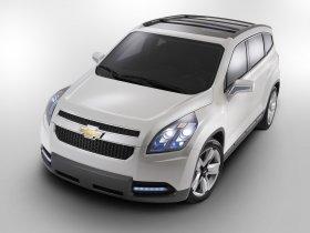 Ver foto 1 de Chevrolet Orlando Concept 2008