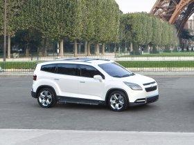 Ver foto 8 de Chevrolet Orlando Concept 2008