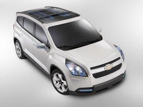Ver foto 5 de Chevrolet Orlando Concept 2008