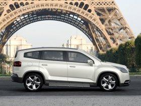 Ver foto 4 de Chevrolet Orlando Concept 2008