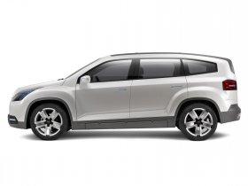 Ver foto 3 de Chevrolet Orlando Concept 2008