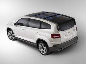 Ver foto 2 de Chevrolet Orlando Concept 2008