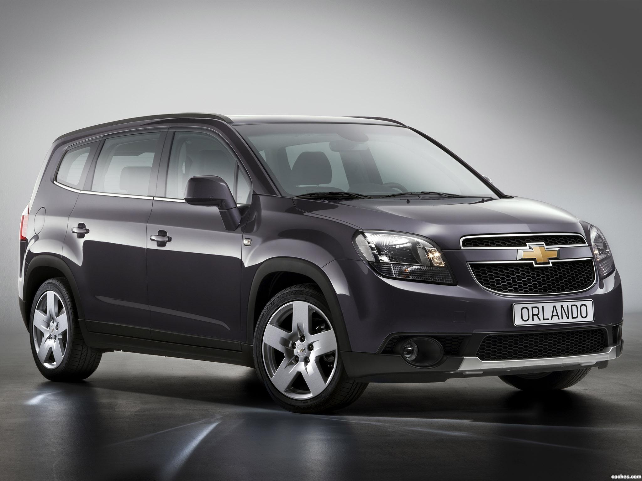 Foto 0 de Chevrolet Orlando 2011