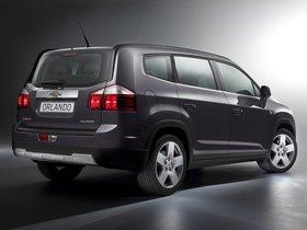 Ver foto 2 de Chevrolet Orlando 2011