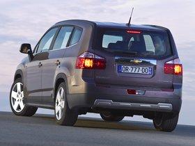 Ver foto 18 de Chevrolet Orlando 2011