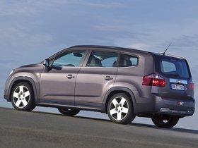 Ver foto 17 de Chevrolet Orlando 2011