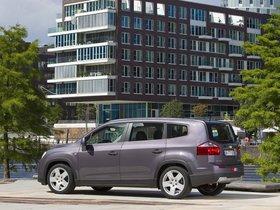 Ver foto 14 de Chevrolet Orlando 2011