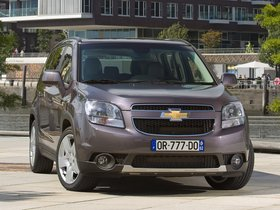 Ver foto 13 de Chevrolet Orlando 2011
