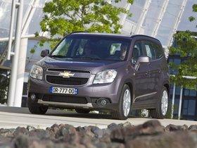Ver foto 12 de Chevrolet Orlando 2011