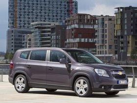Ver foto 11 de Chevrolet Orlando 2011