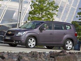 Ver foto 10 de Chevrolet Orlando 2011