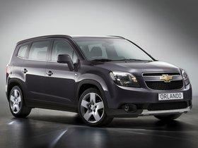 Fotos de Chevrolet Orlando 2011