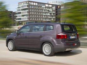Ver foto 7 de Chevrolet Orlando 2011