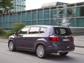 Ver foto 6 de Chevrolet Orlando 2011