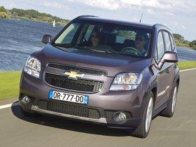 Ver foto 5 de Chevrolet Orlando 2011