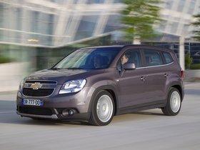 Ver foto 4 de Chevrolet Orlando 2011