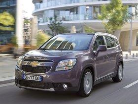 Ver foto 3 de Chevrolet Orlando 2011