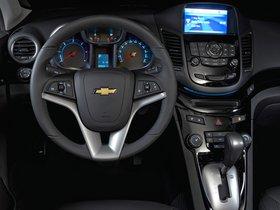 Ver foto 25 de Chevrolet Orlando 2011