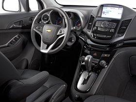 Ver foto 23 de Chevrolet Orlando 2011