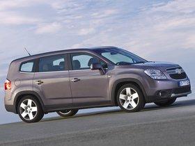 Ver foto 21 de Chevrolet Orlando 2011