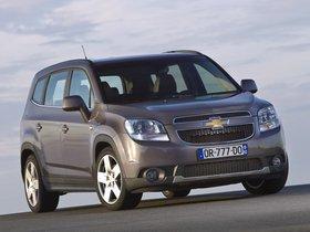 Ver foto 19 de Chevrolet Orlando 2011